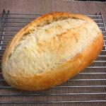 カンパーニュ風のいつものパン