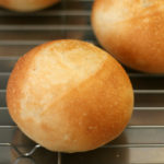 簡単レシピのまるパン