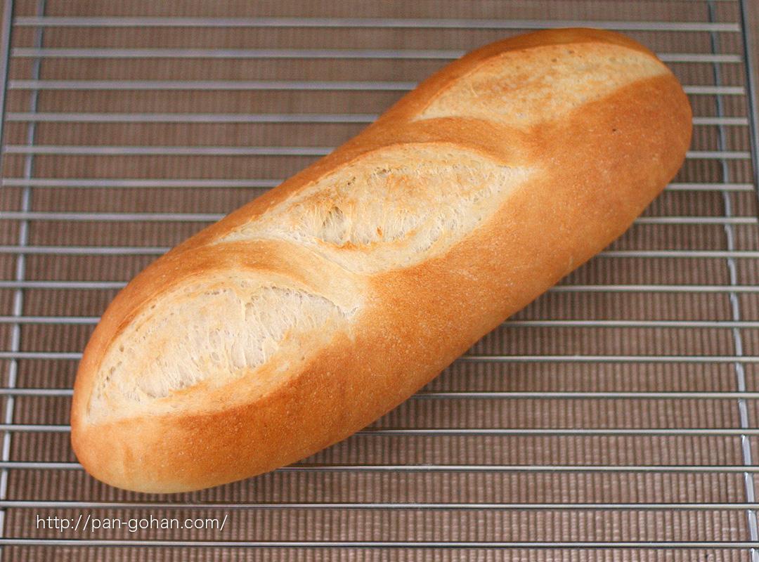 ちょいバター入りのハードパン
