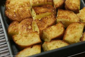 型焼きフレンチトースト